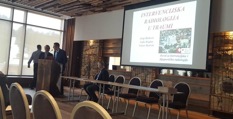 Izvještaj sa I interesekcijskog sastanka udruženja radiologa